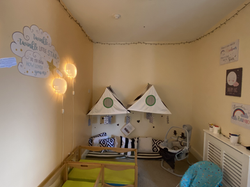 Baby Sleep Room