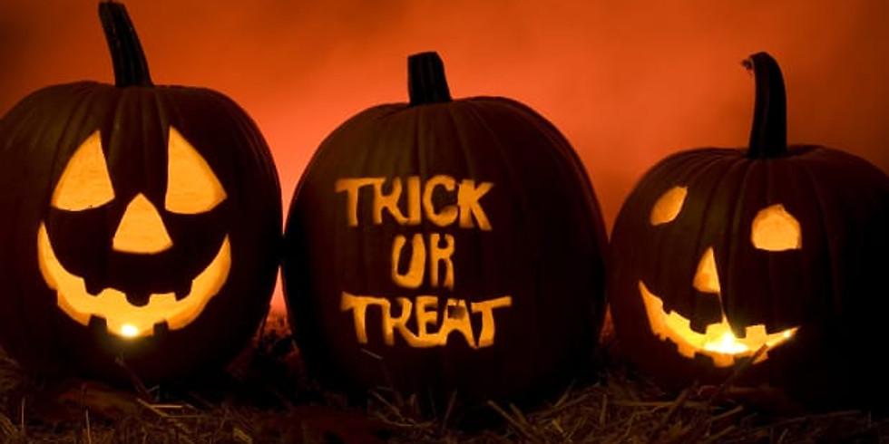 Merridale - Halloween Party