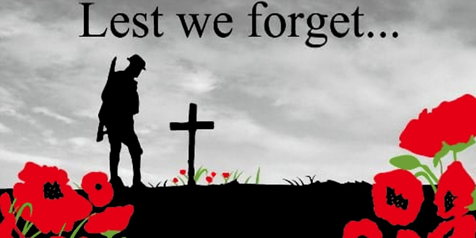 Penn - Remembrance Sunday