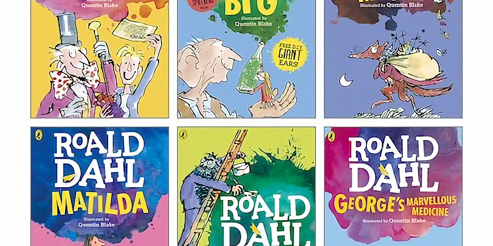 Chester Road - Roald Dahl Day