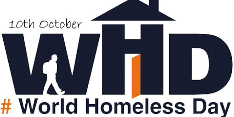 Avenue Road - World Homeless Day