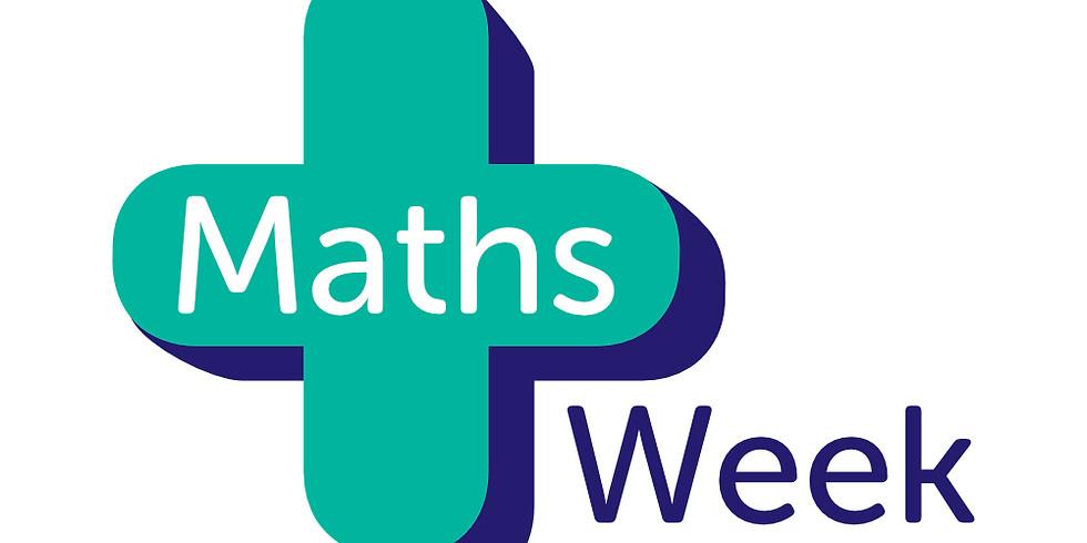 Avenue Road - Maths Week