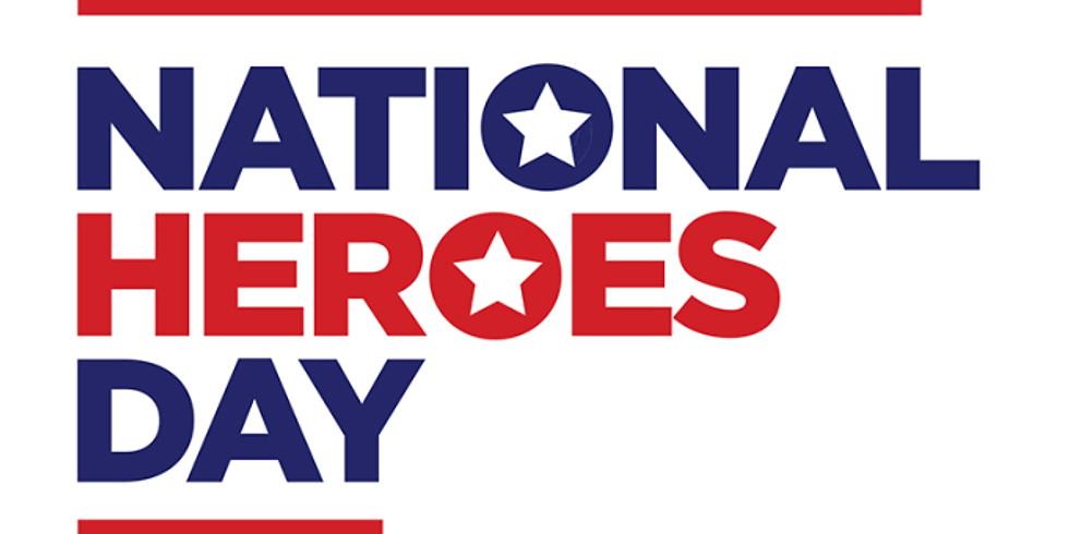 Penn - National Hero's Day