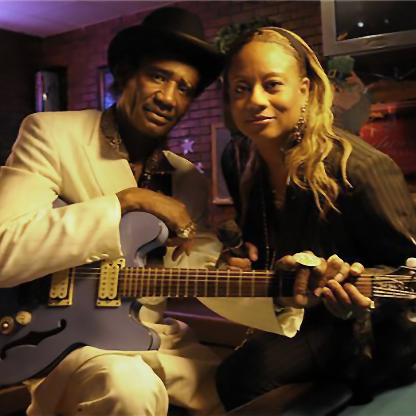 Ricky Earl Band and Cherise