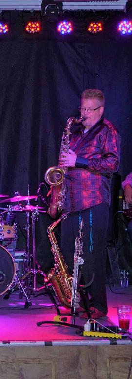Gregory Goodloe and band