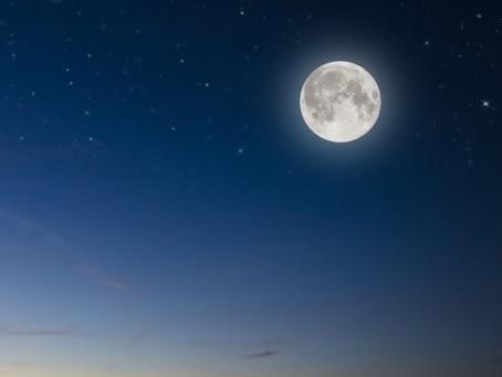 5月29日は自己肯定感を阻むものを手放す射手座の満月