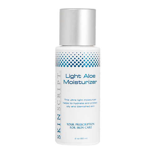 Light Aloe Moisturizer   2oz