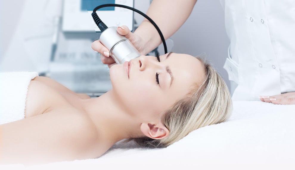 Cryo Facial Treatment