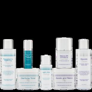 Moderate Acne Skincare Kit