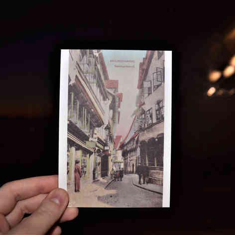 Braunschweig postcard