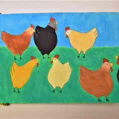 Chickening Around