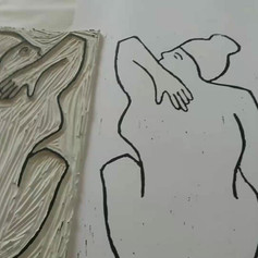Test print of Nude 1