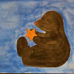 Mole has a Little Star