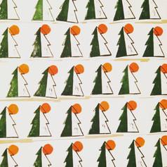 "Test print of ""Sunlight Through the Trees"" prints"