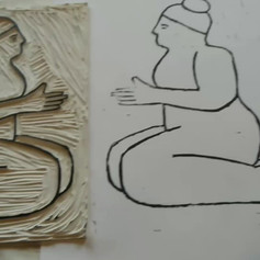 Test print of Nude 3