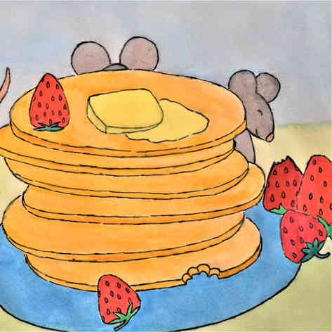 Brunch with the Mouse Family