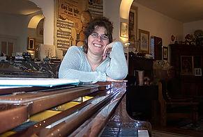 Ecole de Piano de la Citadelle - la Directrice, Cristina TODEA