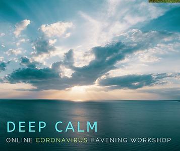 Deep Calm Coronavirus workshop flyer.png