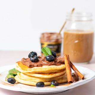 Zen_buttermilk pancakes with chocolate pudding_vertical_1.jpg