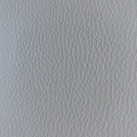 Premium Silver Leather