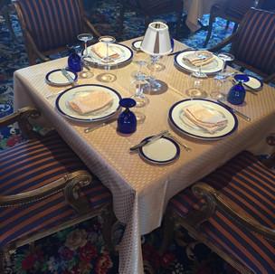 Luxury Table Linens
