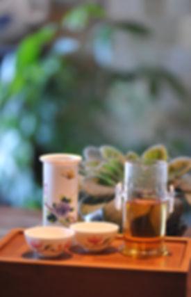 Slim Tea Steeper from C.C.Fine Tea