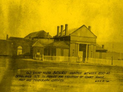 COURT RECORDS Bathurst Court Circuit 1850-1855