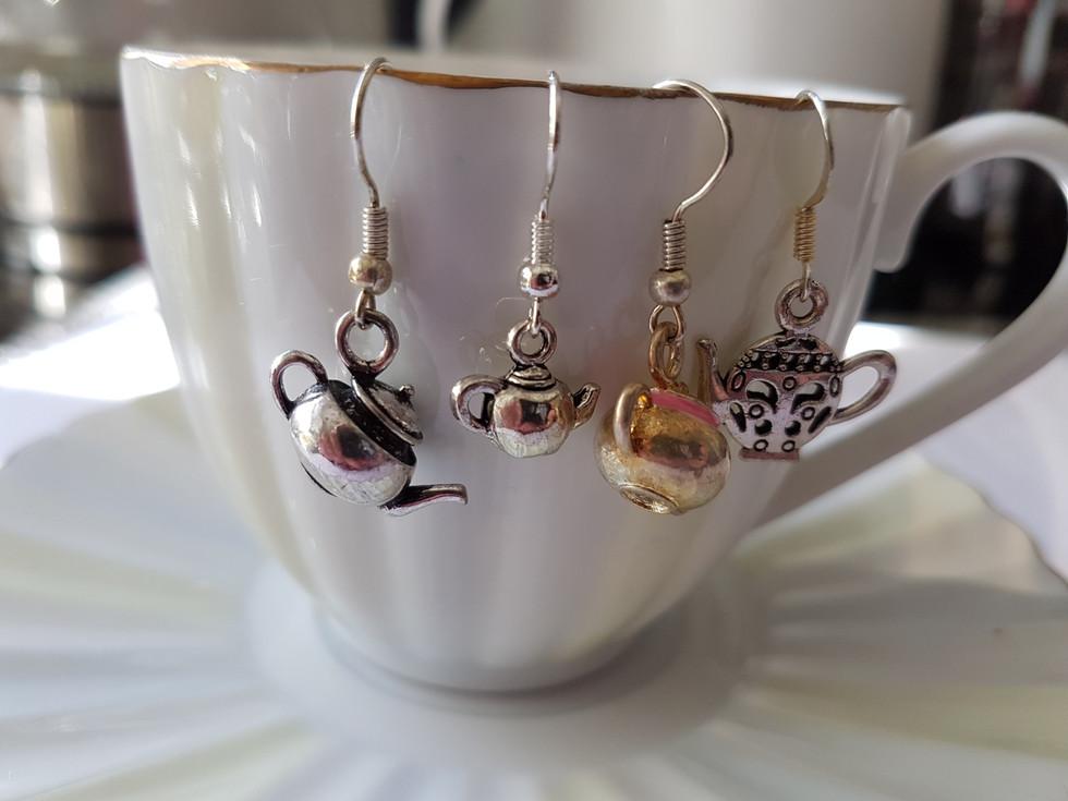 Famiy History Earrings