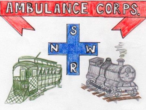 Railways and Tramways Ambulance Corp 1886-1923