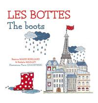 """Livre jeunesse """"Les bottes"""""""