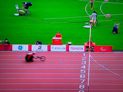 東京パラリンピックに出場しました!!!