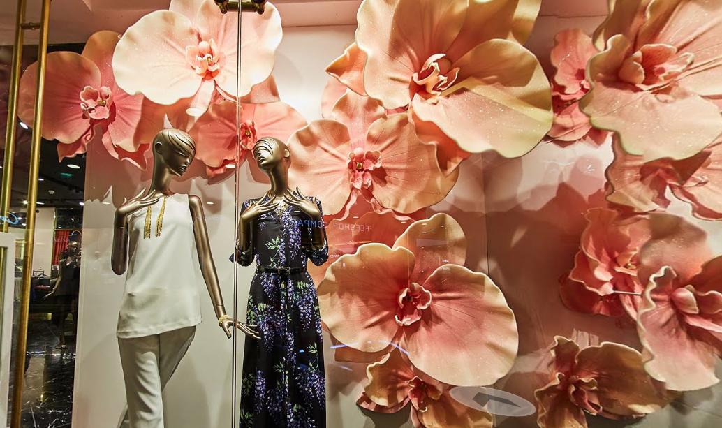 Гигантские орхидеи
