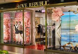 Гигантские орхидеи для Love Republic