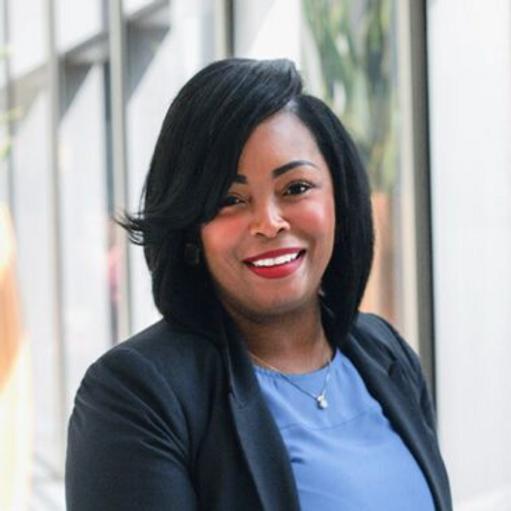 Teach for America Director LaKeisha Wells-Palmer