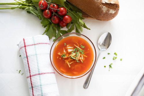 Supa/ Ciorba de post