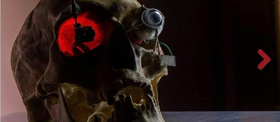 Radio Interview Anatomy & Beyond Exhibition