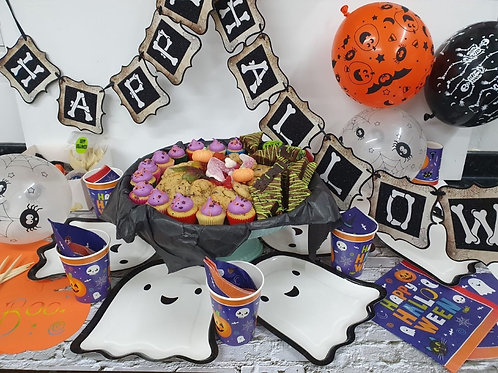 Halloween at Home Tea Party Box