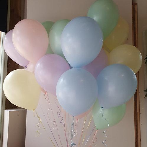 Loose Individual Latex Balloon