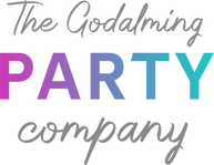Godalming Party Company Logo Full Colour