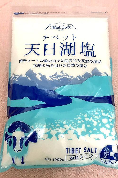 チベット天日湖塩|1kg