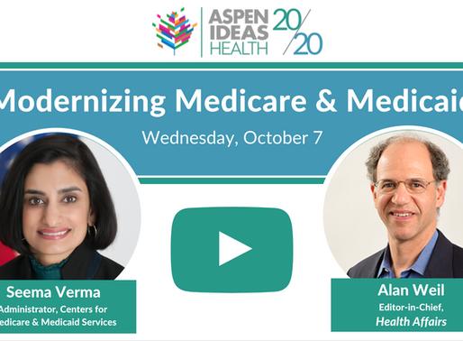 Modernizing Medicare and Medicaid