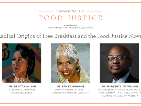 The Radical Origins of Free Breakfast and the Food Justice Movement