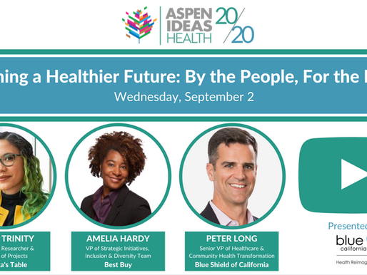 Designing a Healthier Future: By the People, For the People