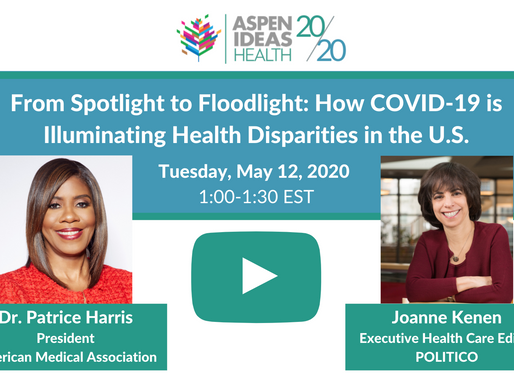 From Spotlight to Floodlight: How COVID-19 is Illuminating Health Disparities