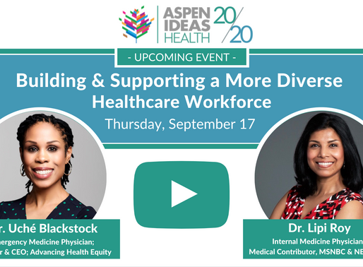Building & Supporting a More Diverse Healthcare Workforce
