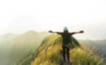 disfrutar de la naturalza espiritual
