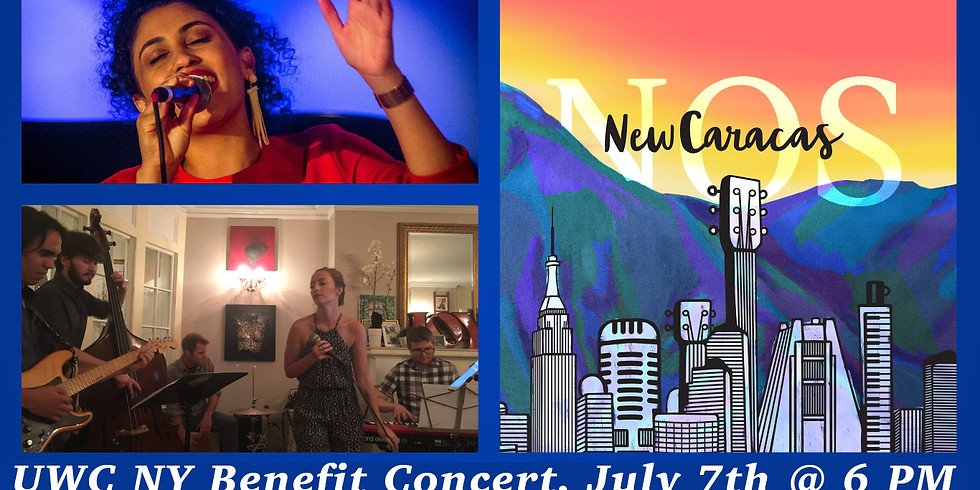 2nd Annual Benefit Concert!