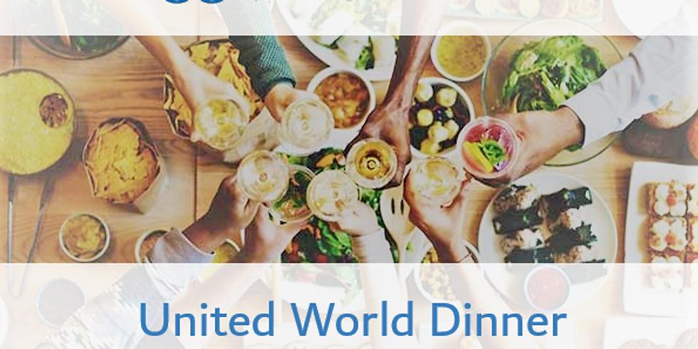 Po & Collin's United World Dinner