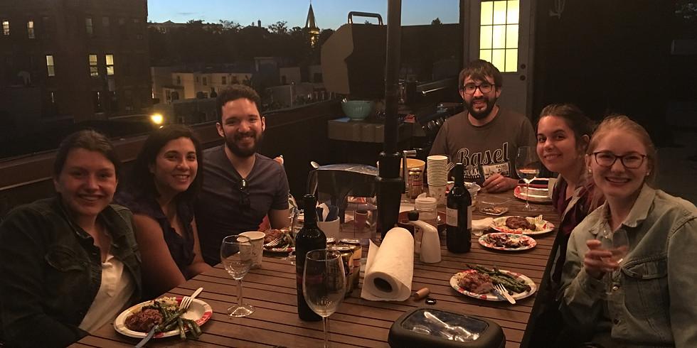 Rooftop Dinner + Karaoke!
