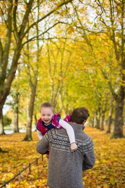 Autumn Leaves Photographer Bedfordshire.
